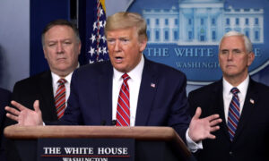 Trump Uses Defense Production Act to Fight COVID-19 Pandemic