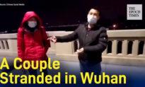 Volunteers Help a Couple Stranded in Wuhan