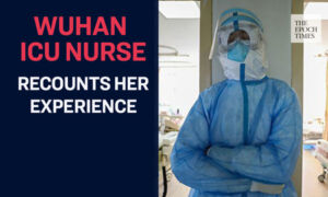 A Young ICU Nurse in Wuhan Recounts Her Experience