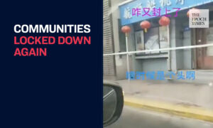 Communities in China Locked Down Again, Residents Puzzled