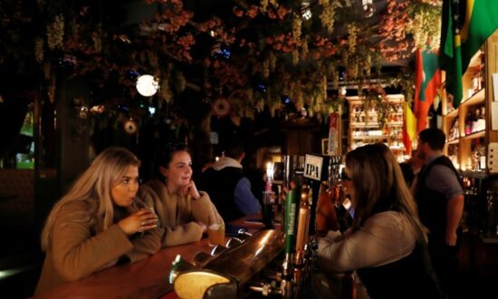 The United Kingdom Is Closed: Johnson Shutters Pubs and Restaurants
