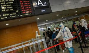 In Bid to Contain Virus, Beijing Bans International Flights, Causing Airport Chaos