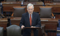 McConnell Pushes Vote on GOP Police Reform Bill