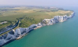 Capsules of History: The White Cliffs of Dover