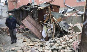 Croatia Earthquake Injures 17 Amid Partial CCP Virus Lockdown