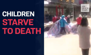 Orphaned or Unaccompanied Children Face Tragedy in Hubei Province