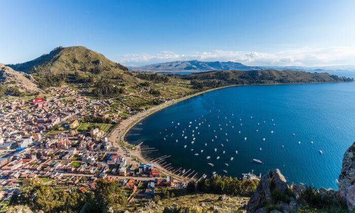 Copacabana, on the shores of Lake Titicaca. (Shanti Hesse/SHUTTERSTOCK)