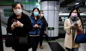 Chinese Regime Seeks to Use Pandemic to Fulfill Ambitions, Report Says