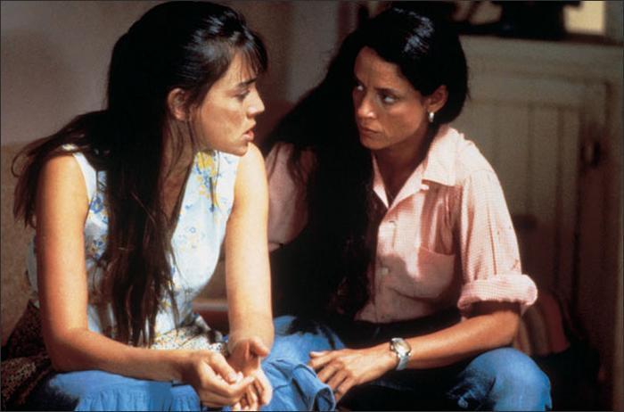 two women talking in 'The Milagro Beanfield War'