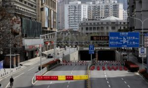 China's Economy May Plunge 10% on CCP Virus Impact in Q1, Says China Beige Book