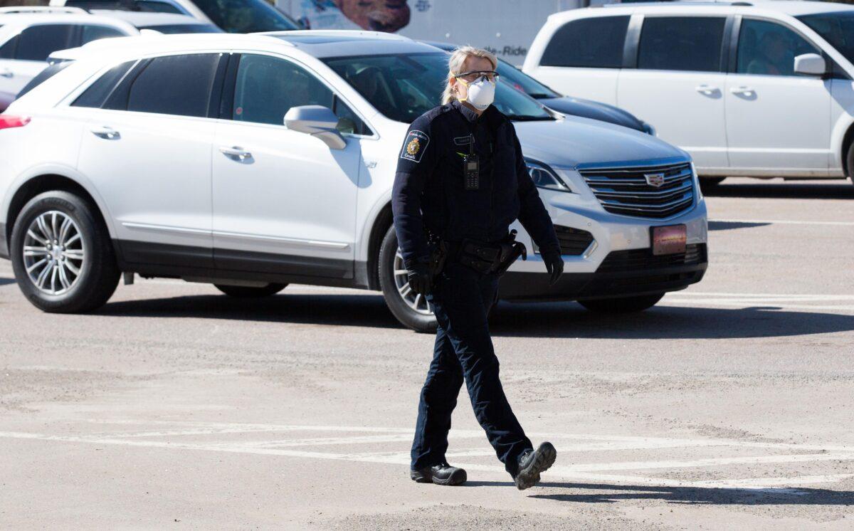 CANADA-US-VIRUS-HEALTH-BORDER