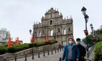 Macau Sets New Coronavirus Curbs for China, Hong Kong Visitors