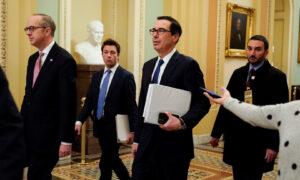 Mnuchin: Stimulus Checks Will Arrive Within 3 Weeks