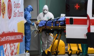 Italy Reports 683 CCP Virus Deaths in 24 Hours, Top Official Sick