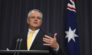 Australia Limits Public Gatherings to 2 People