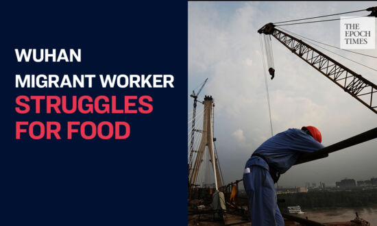 Stranded Migrant Worker in Wuhan Runs Out of Food