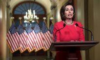 Pelosi Urges Trump Not to Open Economy Too Soon