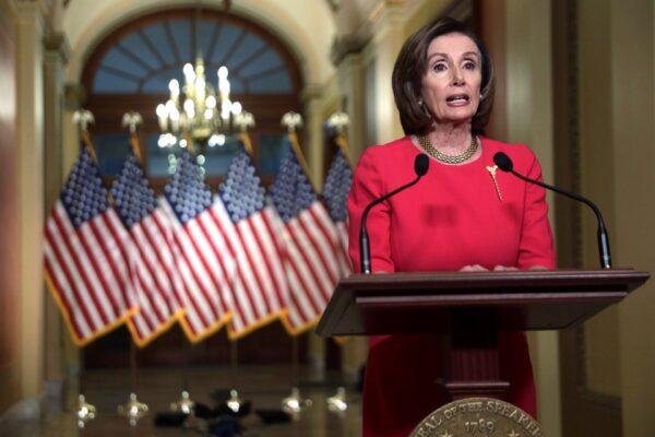 Speaker of the House Rep. Nancy Pelosi