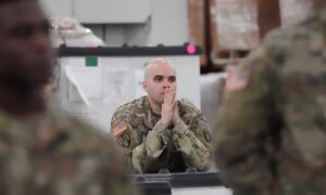 US Army Deploys Field Hospitals to Help Battle COVID-19