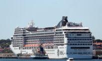 Australia to Quarantine Cruise Passengers on Tourist Island as CCP Virus Spreads
