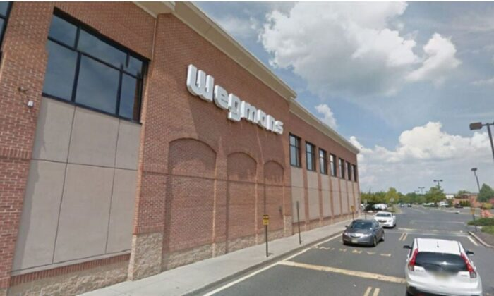 A man who allegedly coughed on a woman inside a New Jersey grocery store  (Google Maps)
