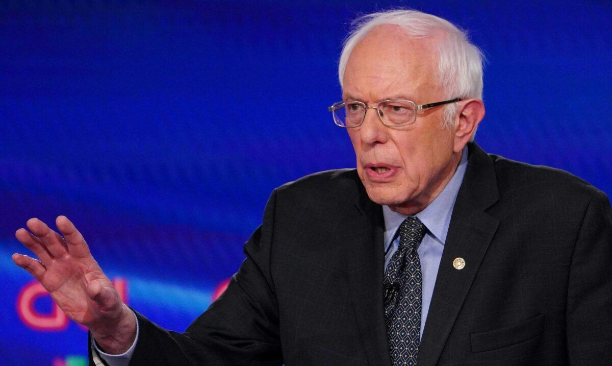Sanders Suspends 2020 Presidential Campaign
