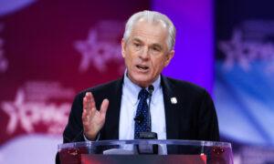 Navarro: Republican Party Must Move Forward With Trump Priorities