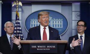 Networks Cut Away From Trump's CCP Virus Briefings, Despite Massive Ratings