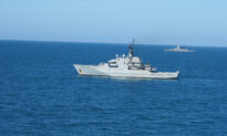 British Navy Shadows Russian Warships After Spotting 'Unusually High Levels of Activity'