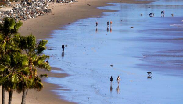 Zuma Beach-Calif