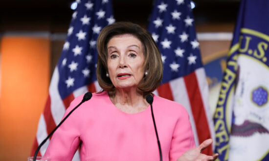 Nancy Pelosi and the Politics Pandemic