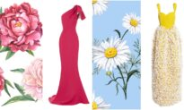 Nature and Couture: Which Flower Are You?
