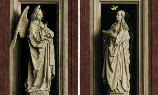 Virtuosso Jan van Eyck Paints the Epitome of Beauty