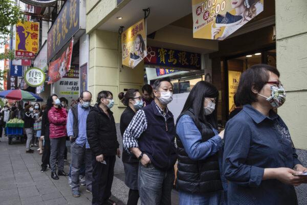 Taiwan Battles Against The Coronavirus Outbreak