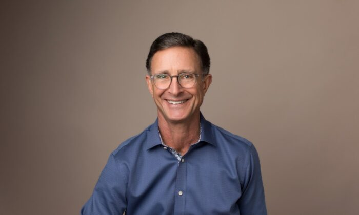 Jeff Holler is the founder of a wealth management firm, author, and speaker. (Courtesy of Jeff Holler)