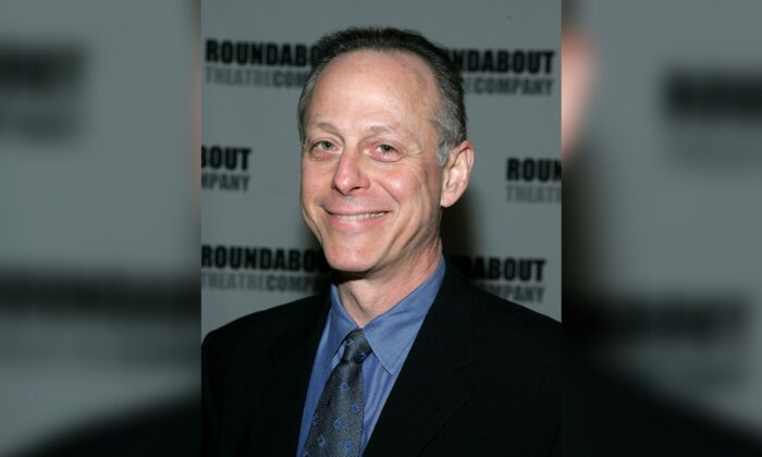 Actor Mark Blum attends the Roundabout Theater 2005 Spring Gala at Chelsea Piers, in New York City, on April 11, 2005. (Paul Hawthorne/Getty Images)
