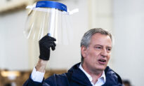 New York Mayor Says City Can 'Only Get to Monday or Tuesday' With Current Ventilator Supply
