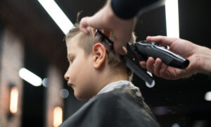 'I Didn't Want Him to Be Bald on His Own': Schoolboy Shaves Head to Support Best Friend With Cancer