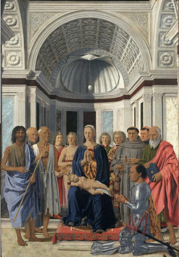 Piero_della_Francesca_Brera Madonna