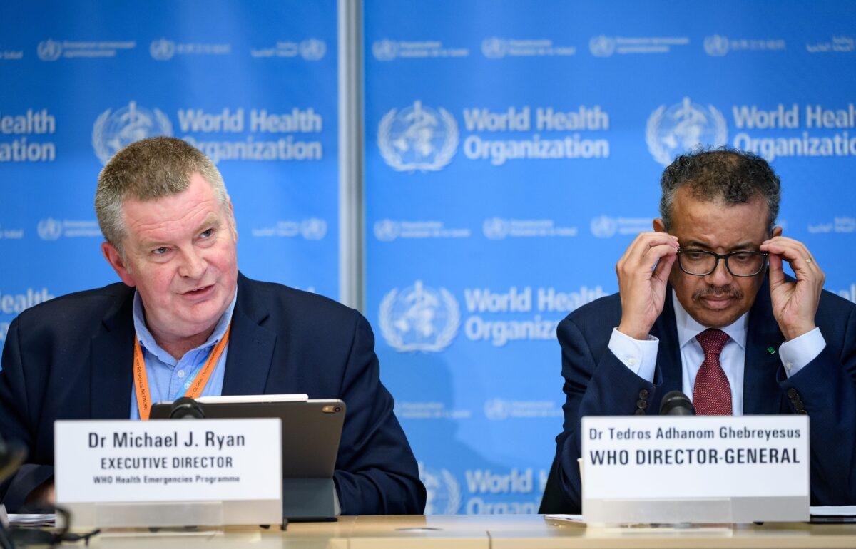Trump Threatens to Cut World Health Organization Funding Via Twitter