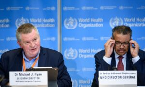 US Reviewing How WHO Is Run as Group's Chief Defends Actions