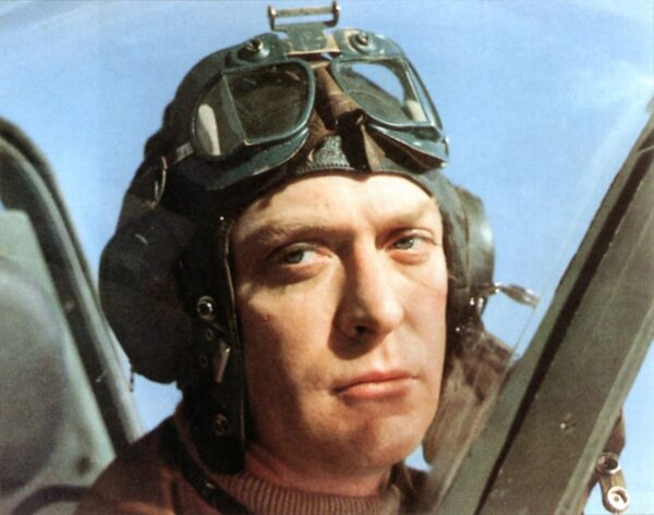 Michael Caine in Battle of Britain