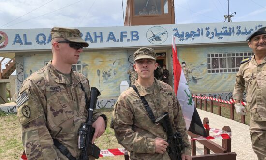 US-led Coalition Pulls out of 3rd Iraqi Base This Month