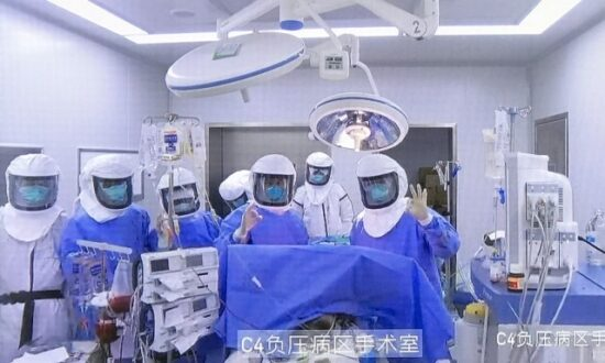 Lung Transplants Cast Doubt on China's Organ Donation Program