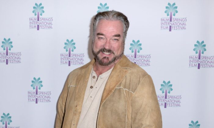 """Actor John Callahan attends the World Premiere of """"Do It Or Die"""" at the 28th Annual Palm Springs International Film Festival in Palm Springs, California, on Jan. 4, 2017. (Vivien Killilea/Getty Images for Palm Springs International Film Festival )"""