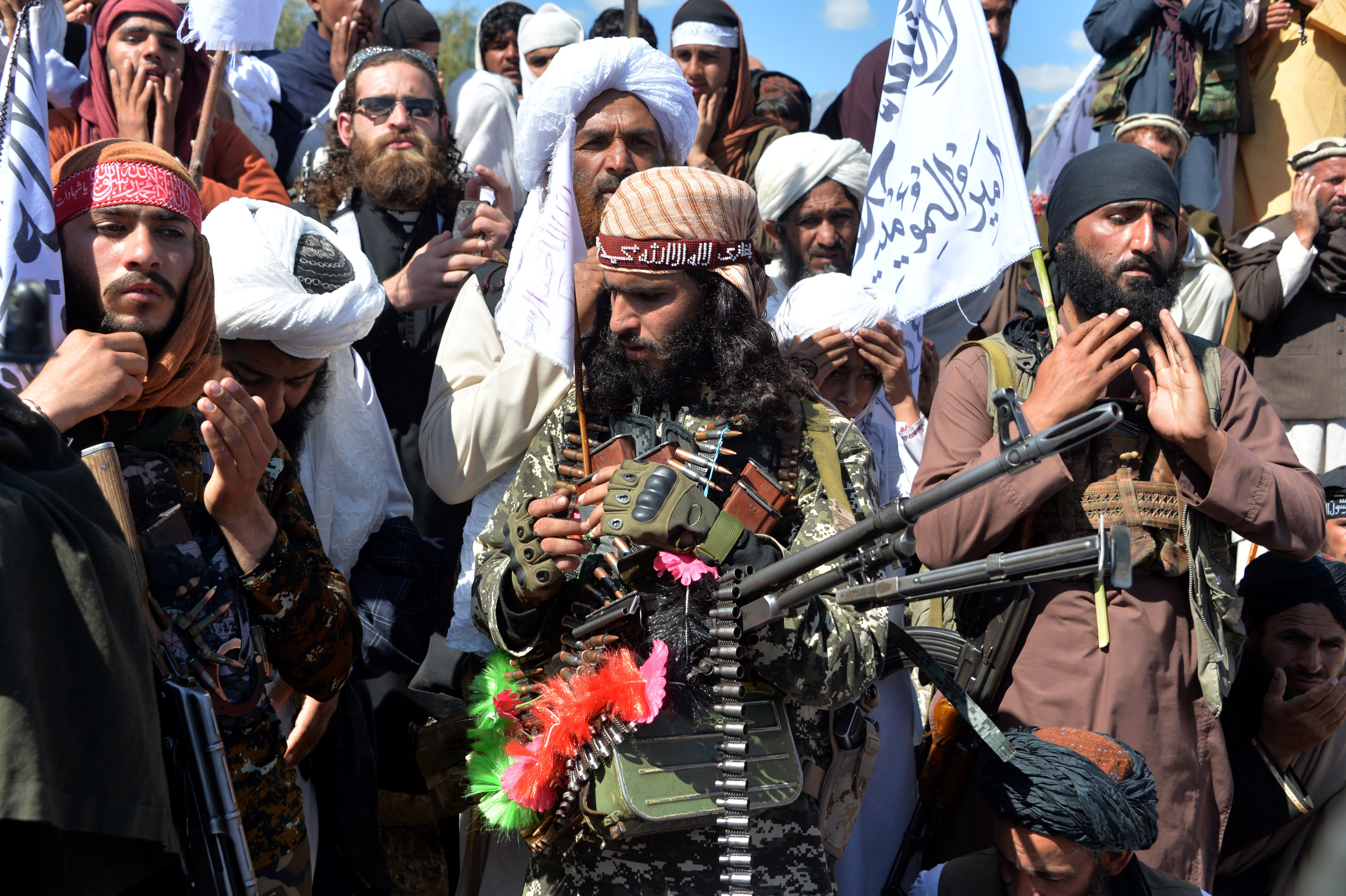 AFGHANISTAN-CONFLICT-TALIBAN