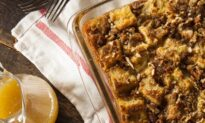 Bread Pudding: From Scraps to Riches