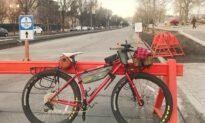 Calgary Takes to Blocking Traffic Lanes to Help Pathway Users Keep 2-Metre Separation