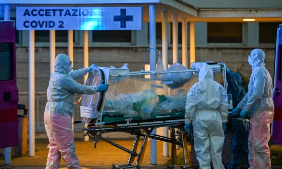 63 of Italy's Doctors Died Fighting Pandemic