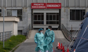 Italy Reports 4,782 New Cases of CCP Virus, 727 New Deaths